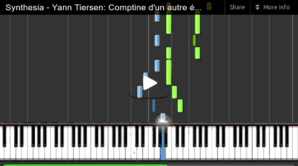 Synthesia - Yann Tiersen - Youtube